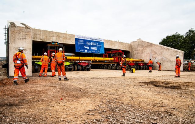 Osprey delivers UKs heaviest Bridge