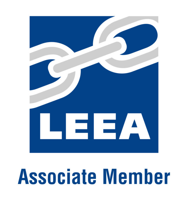 LEEA Associate Member Logo